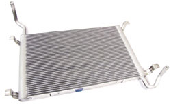 Auxiliary Radiator For Land Rover LR4 3.0L And Range Rover Sport Supercharged (See Fitment Years)