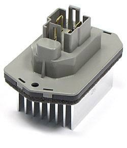 Genuine Resistor For Blower Motor, Heater And A/C On Land Rover LR3, LR4 And Range Rover Sport