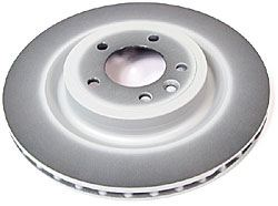 genuine rear brake rotor for Range Rover
