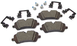Genuine Rear Brake Pads For Range Full Size L405 And Range Rover Sport Supercharged