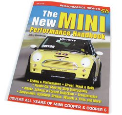 Book: The New MINI Performance Handbook