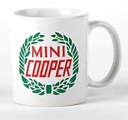 Mug - MINI Cooper - Wreath