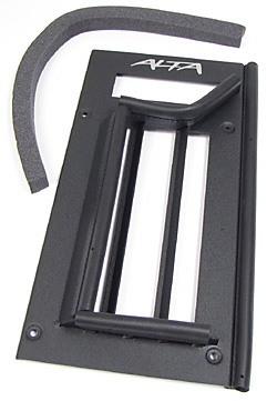 Hood Scoop Intercooler Air Diverter - Black