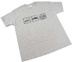 T-Shirt - Burger... Bed... MINI Cooper
