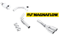 Land Rover Discovery II exhaust system