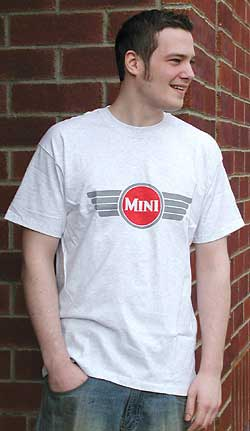 T-Shirt - MINI Wing Logo