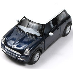 Toy Car MINI Cooper Blue