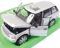 Range Rover scale model