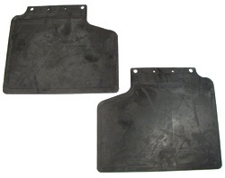 Mud Flaps, Pair, For Range Rover Classic