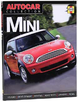 Book: New MINI, Autocar Collection