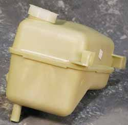 Genuine Expansion Tank, PCF101590, For Land Rover Discovery I, Defender 300 Tdi, And Range Rover Classic (See Fitment Years)