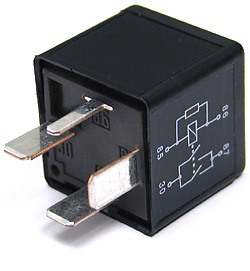 ABS Pump Relay For Range Rover P38 - PRC9566