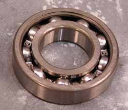 Bearing Viscous Coupling