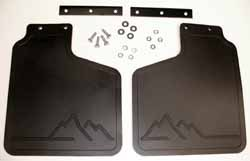 Land Rover mud flaps