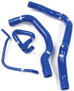 Samco Coolant Hose Kit Blue