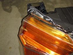 Headlamp Assembly Halogen RH