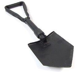 US style tri-fold shovel