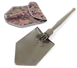 Austrian shovel with cover