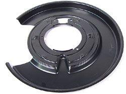 Dust Shield Brake Rear RH