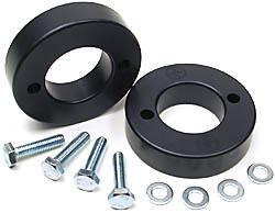 Rover suspension lift spacers