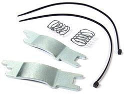 Parking Brake Shoe Setting Pin Kit, Original Equipment, For Land Rover LR3, LR4 And Range Rover Sport