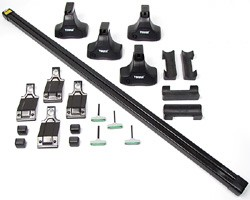 Thule Traverse Complete Roof Rack Kit