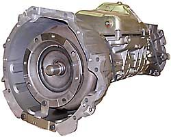Automatic Transmission For Vehicles With 4.6 BOSCH Engine