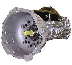 Range Rover 6 speed transmission