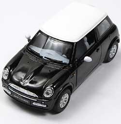 Toy Car MINI Cooper Black