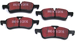 Brake Pad Set EBC Ultimax Rear