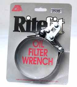 Tool: Oil Filter Wrench 3/8 Inch Drive