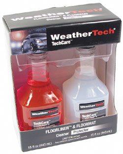 Weathertech Floorliner & Floormat Cleaner & Protector