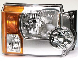 Land Rover Genuine Right Hand Halogen Headlight Assembly For Land Rover LR3