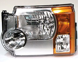 Land Rover Genuine Left Hand Halogen Headlight Assembly For Land Rover LR3