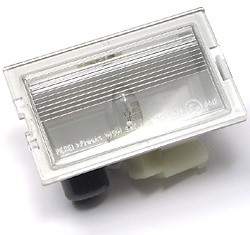 Genuine License Plate Lamp For Land Rover LR3, LR4 And Range Rover Sport (See Fitment Years)