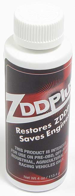 ZDDPlus Engine Additive 4 Oz