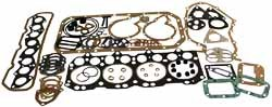 Replacement Gasket Kit, Full Engine 2.25 Gas / Petrol For Land Rover Series 2, 2A And 3