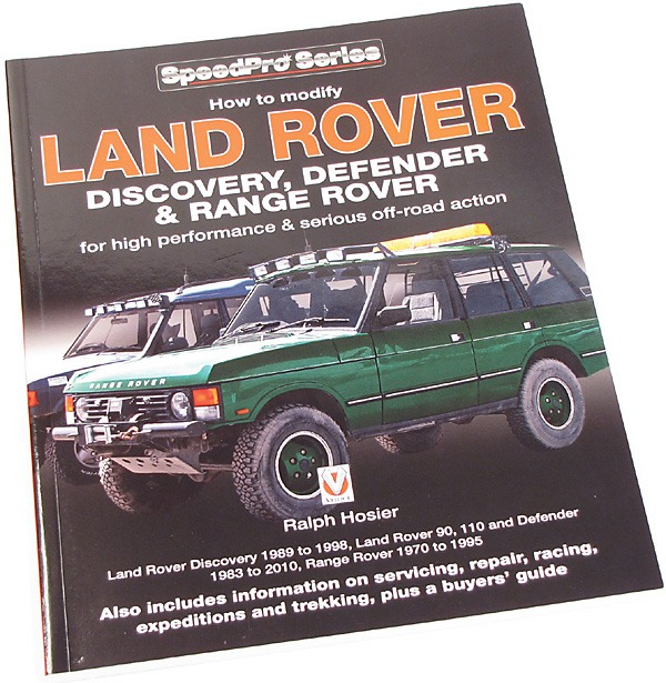 How To Modify Land Rover, Discovery, Defender & Range Rover