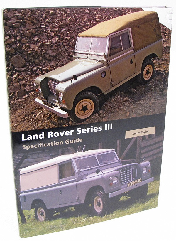 Land Rover Series 3 Spec Guide