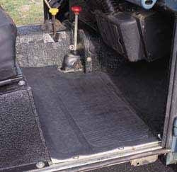 Floor Mat Kit