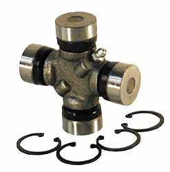 Universal Joint Drive, Front And Axle, 2 -5/16-Inch, RTC3458, For Land Rover Defender 110 And Series 2, 2A And 3