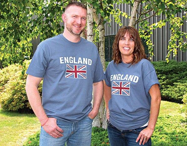 England T Shirt