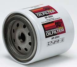 Performance Gold Oil Filter - HP-2004