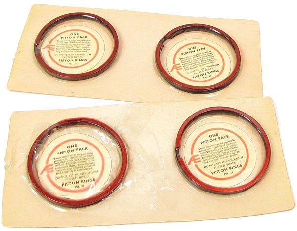 Piston Ring Set 2.0 .040