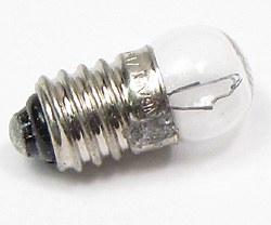 Light Bulb Warning & Panel
