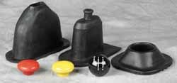 Boot And Knob Kit For Land Rover Series 2, 2A And 3