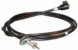 speedometer cable and casing