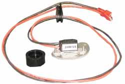 Pertronix Electronic Ignition, Dome Style, Negative Ground For Land Rover Series II