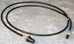 Speedometer Cable For Land Rover Series 1, 2 And 2A