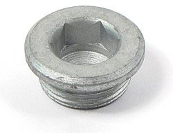 Plug Differential Drain Plug Rear